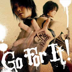 IGPX オープニング主題歌 「Go For It!」